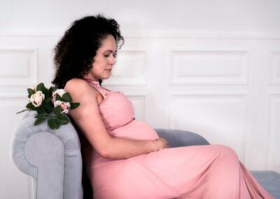 Sesja ciążowa - wyjątkowe przeżycie dla przyszłej mamy