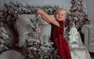 Sesja świąteczna dla bliskich i rodziny